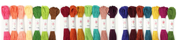 Sublime Embroidery Floss Thread