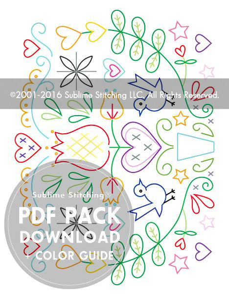 Double Dutch PDF Pattern