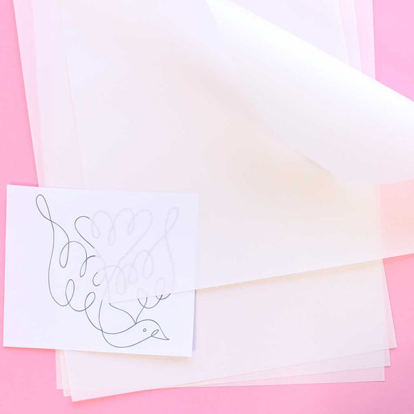 PATTERN MAKING - Heavy Duty Tracing Paper