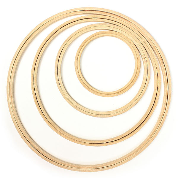 8mm Slender Embroidery Hoop NO SCREW Klass & Gessmann