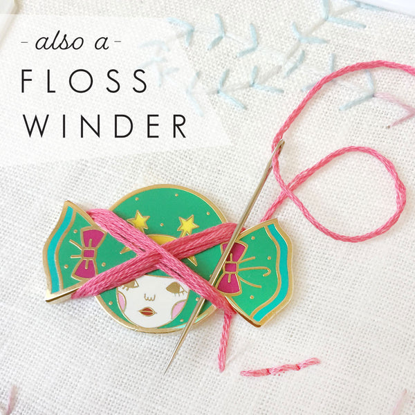 Naoshi Hoop Flair - Magnetic Needle Minder