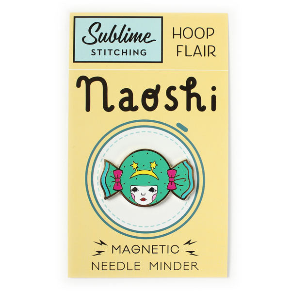 Hoop Flair Needle Minder - NAOSHI