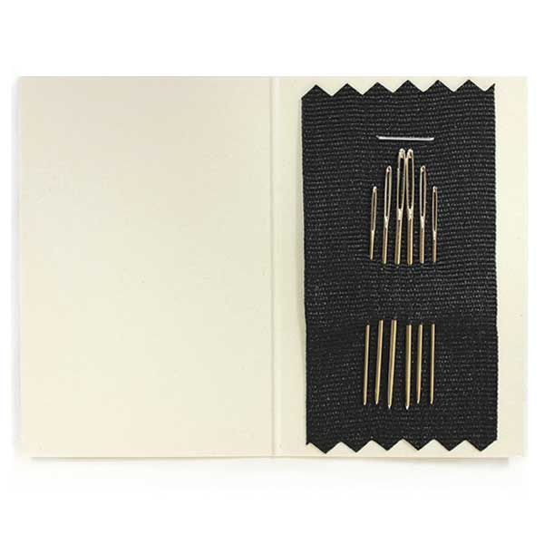 SAJOU Miniature Album of Embroidery Needles