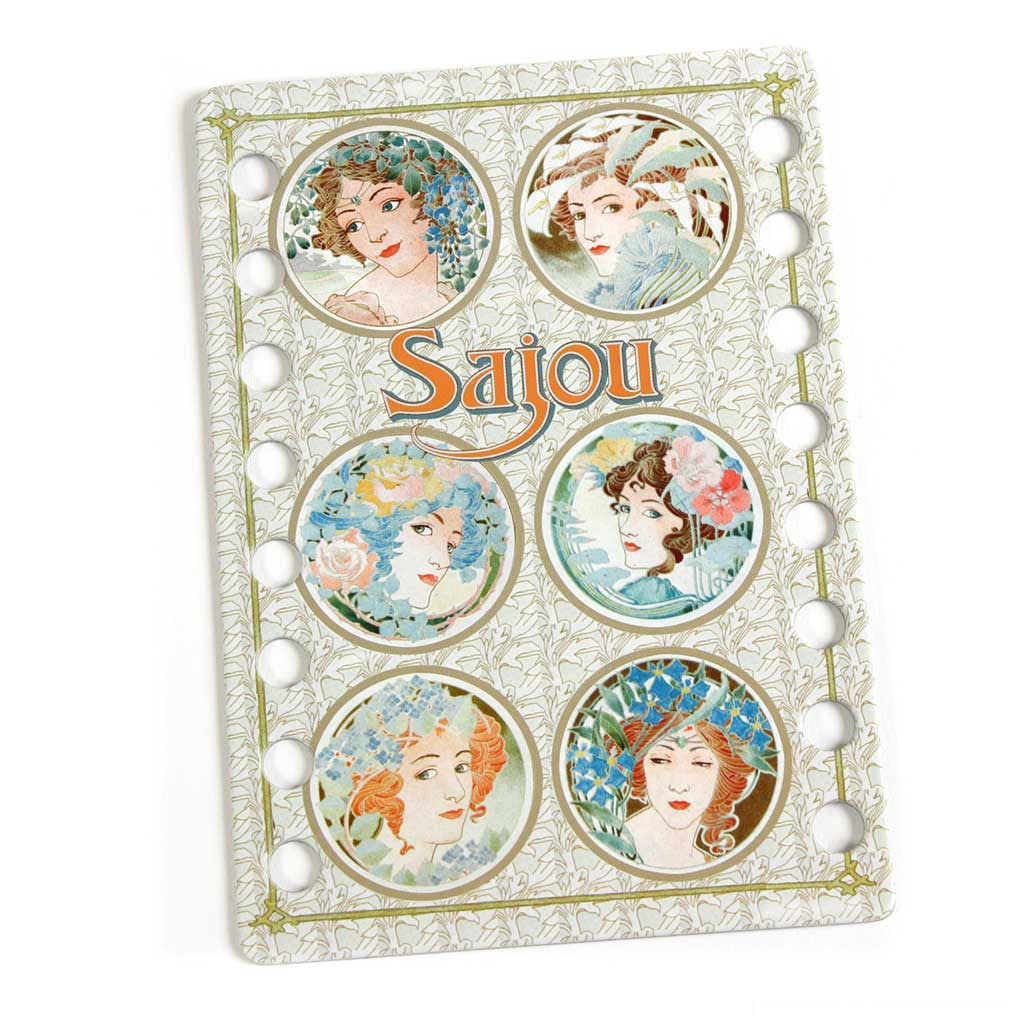 SAJOU THREAD ORGANIZER - Art Nouveau Ladies