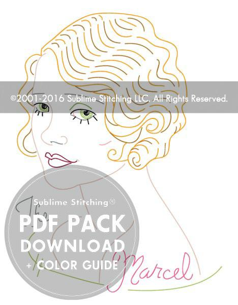 PDF - Hairstyles Series ALL FIVE