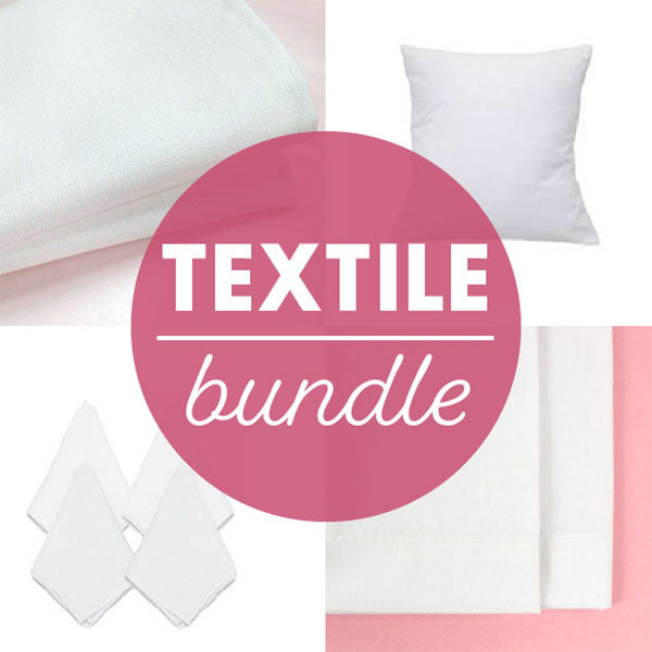 BUNDLE - Blank Textiles for Hand Embroidery