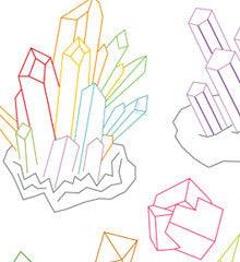 Crystal Visions - PDF Embroidery Pattern