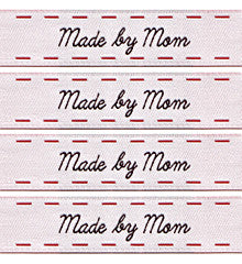 Woven Labels - Made by Mom