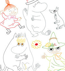 Moomin - Dance Party