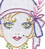 ROARING TWENTIES - Embroidery Patterns