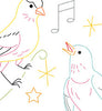SONG BIRDS - Embroidery Patterns