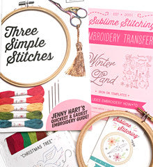Stocking Stuffer Embroidery Bundle
