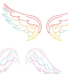 Wonderful Wings - PDF Pattern