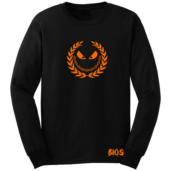 Bios Halloween Long Sleeve Shirt - BiosClothing.com