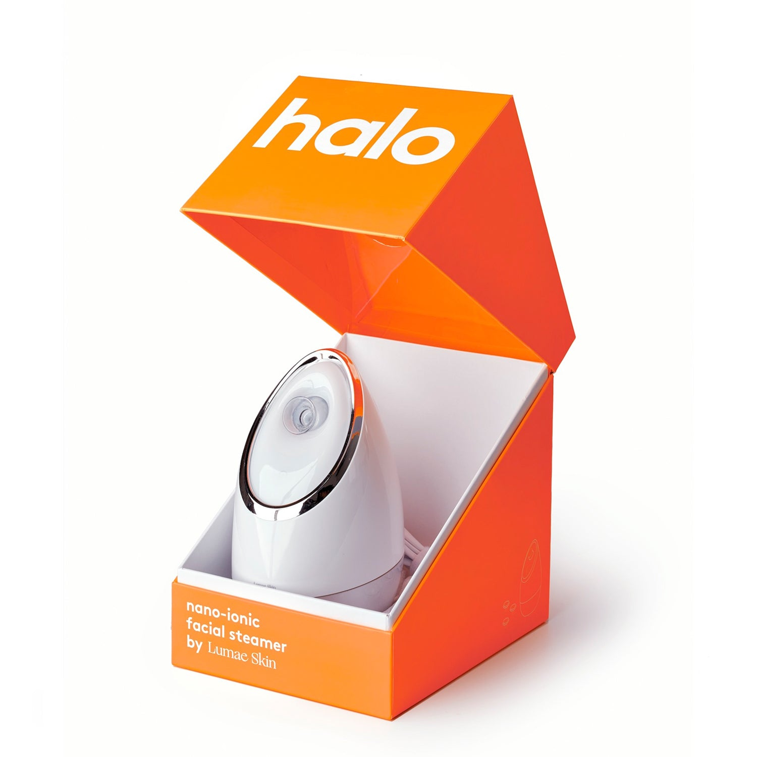 Halo Nano-Ionic Facial Steamer