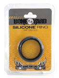 Boneyard Silicone Ring 40mm Black