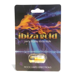 Ibiza Gold 3D Single Pill