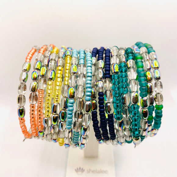 Whitney Bracelets in Many Colors