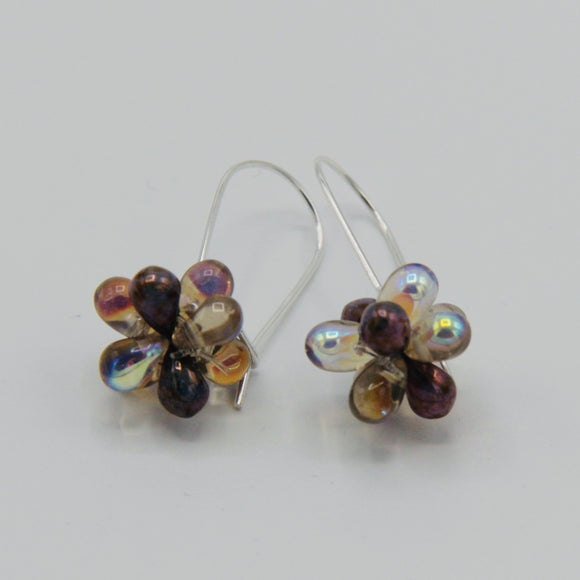 Tami Earrings in Brown