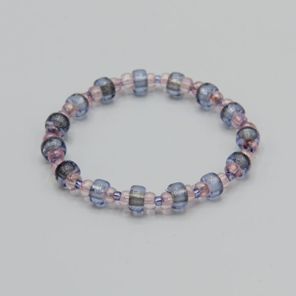 Shayna Girl's Bracelet in Purple - Size Medium