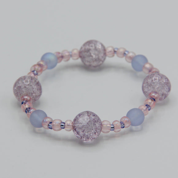 Shayna Girl's Bracelet in Light Purple - Size Small