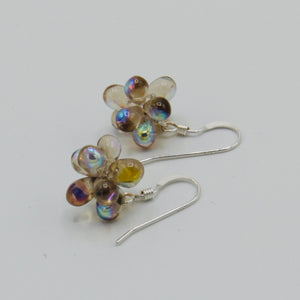 Tara Earrings in Light Brown