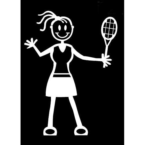 Female Tennis Player F21