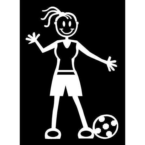 Female Football Soccer F4
