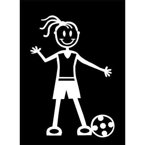 Girl Football Soccer G2