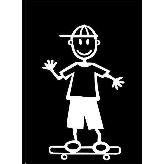 Small Boy Skateboard SB5