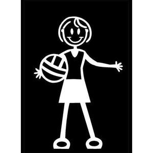 Teenage Girl Netball TG4