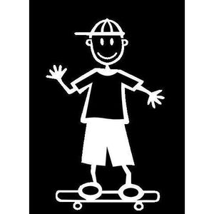 Teenage Boy Skateboard TM1