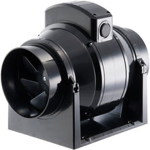 Manrose MF125T 125mm In-Line Mixed Flow Extractor Fan with Timer