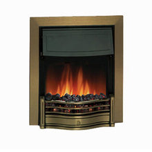 Dimplex Danesbury Inset Fire (Antique Brass Effect) - DAN20AB