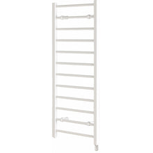 Creda 250W Twelve-Rail Ladder Towel Rail In White Finish - CLR12W