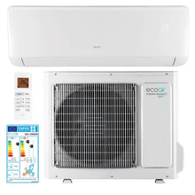 Ecoair Wall Mounted Air Conditioner  Inverter Air Conditioning 24000BTU WiFi X Series - ECO2420SD