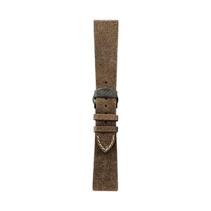 Dark Brown Deplo Strap 22mm