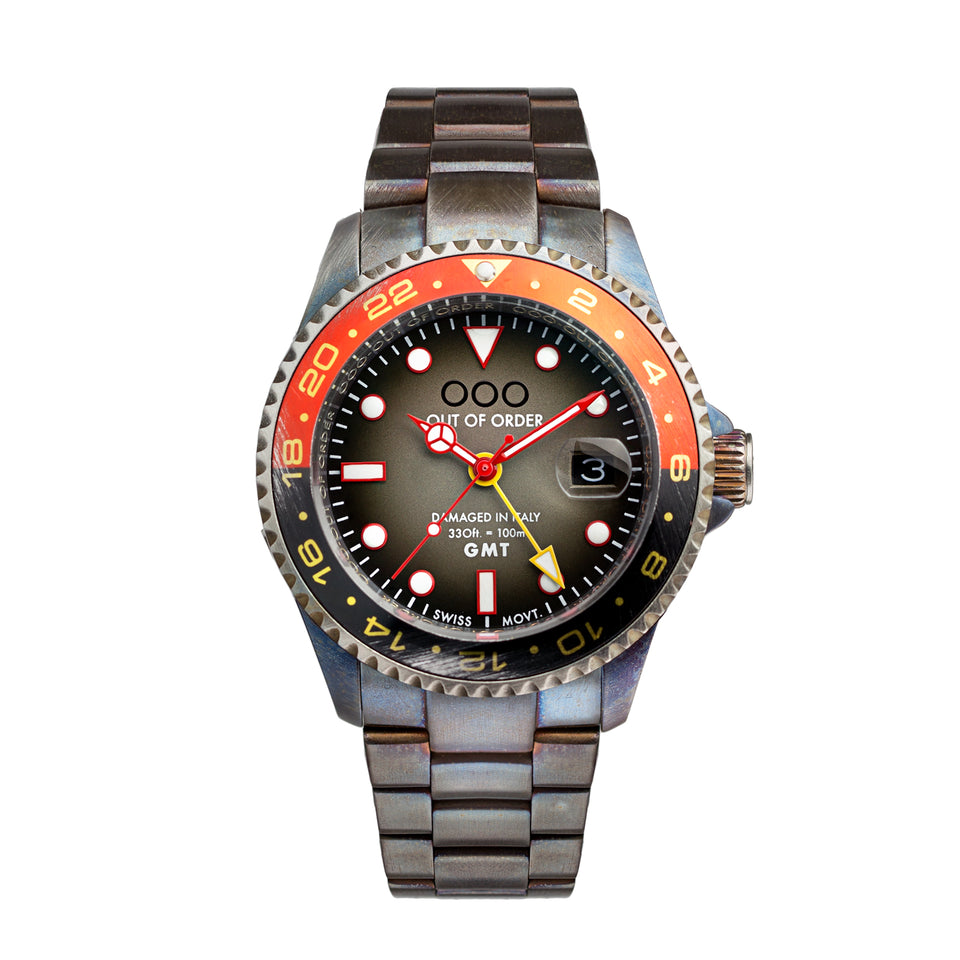 GMT CHICAGO - U.S.A. LIMITED EDITION
