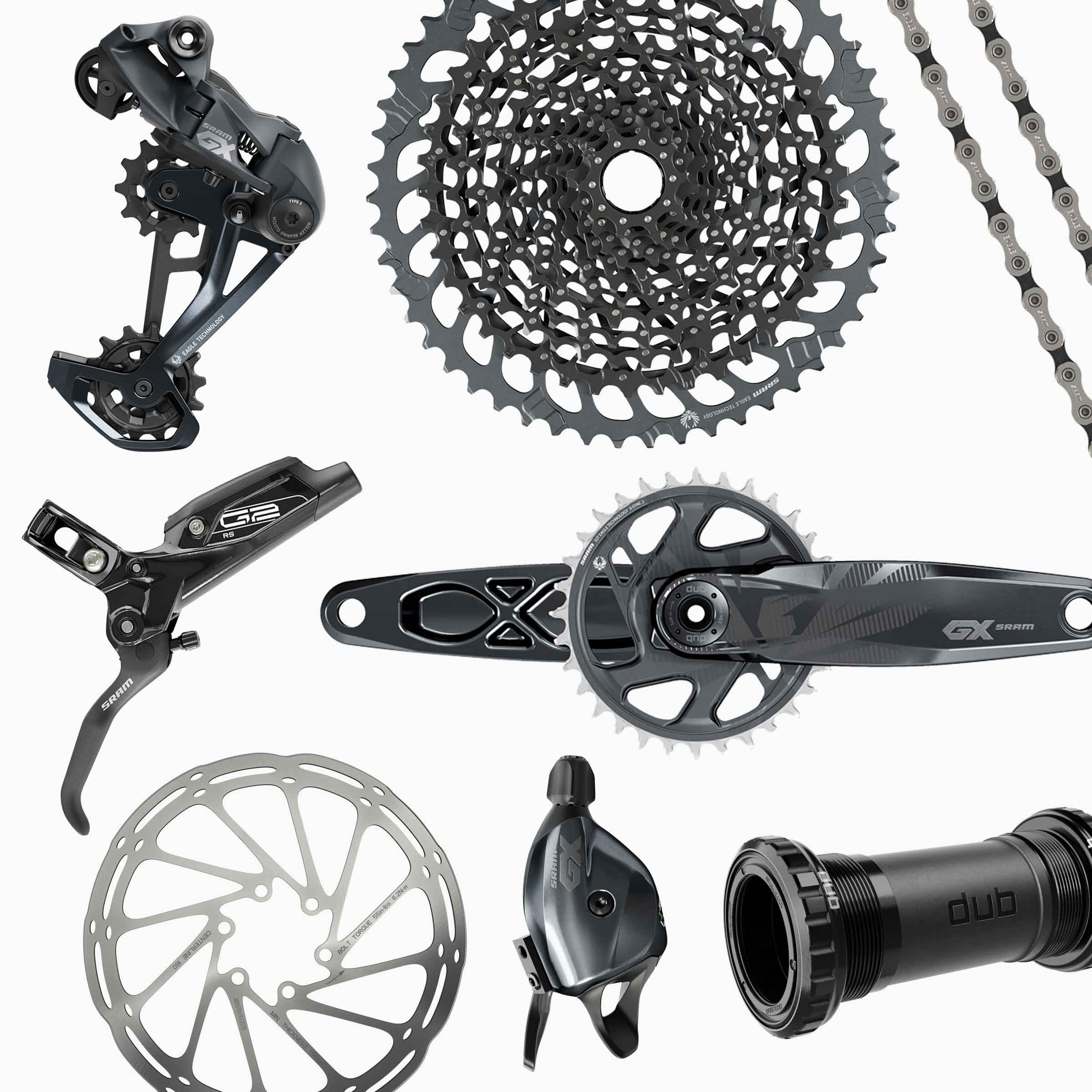 SRAM GX Eagle Base Kit - SB+