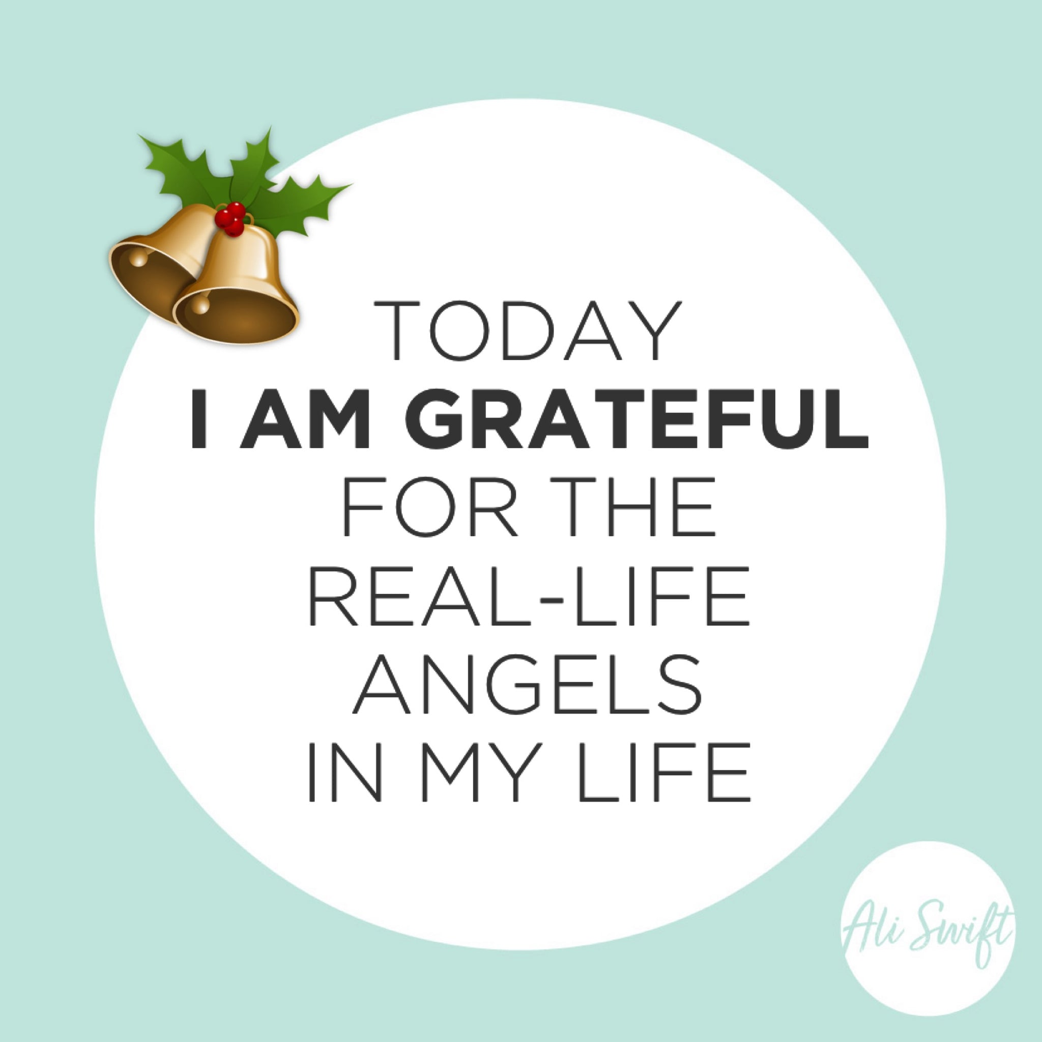 YOUR WELLNESS TOOLBOX ADVENT #17 GRATITUDE