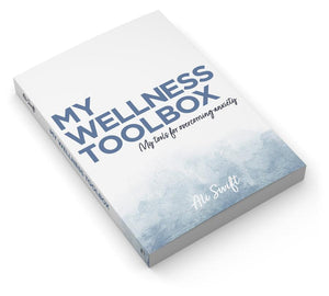 My Wellness Toolbox Paperback Book
