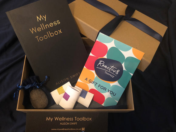 My Wellness 'Reactiv8' Toolbox