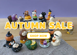 Autumn Sale has started!!