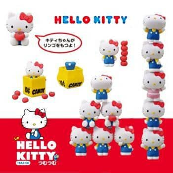 Sanrio Hello Kitty Collective Edition Balance Figures - Hamee Strapya World