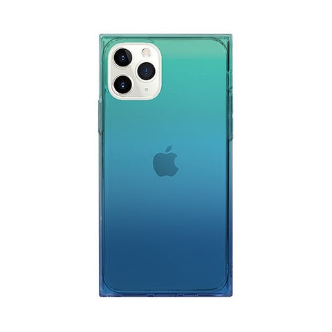 TILE Square TPU Gradation Case for iPhone 11 Pro / 11 - Hamee Strapya World