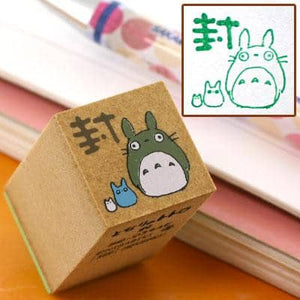 Studio Ghibli My Neighbor Totoro Stamp (Sealed) - Hamee Strapya World