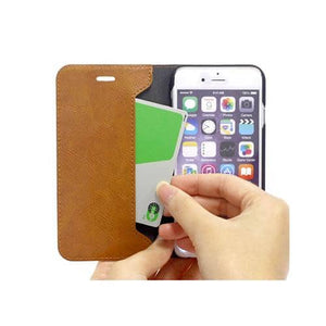 CERTA Diary Phone Case for iPhone - Hamee Strapya World