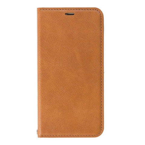 CERTA Diary Phone Case for iPhone 8/7/6s/6 (Camel) - Hamee Strapya World