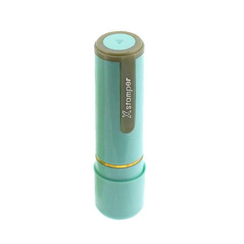 Shachihata X stamper Name  Stamp (Pale Green) - Hamee Strapya World