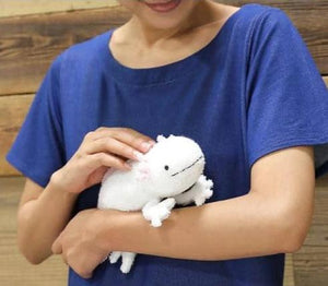 Water Animal Axolotl Plush - Hamee Strapya World
